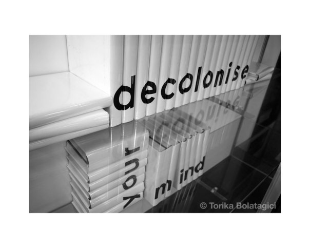 Decolonise Your Mind (Installation View) - © Torika Bolatagici